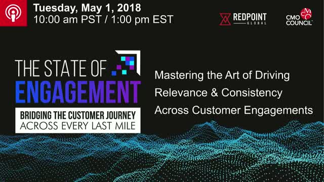 The State of Engagement: Bridging the Customer Journey Across Every Last Mile