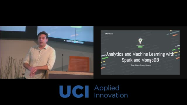 Analytics and Machine Learning with Spark