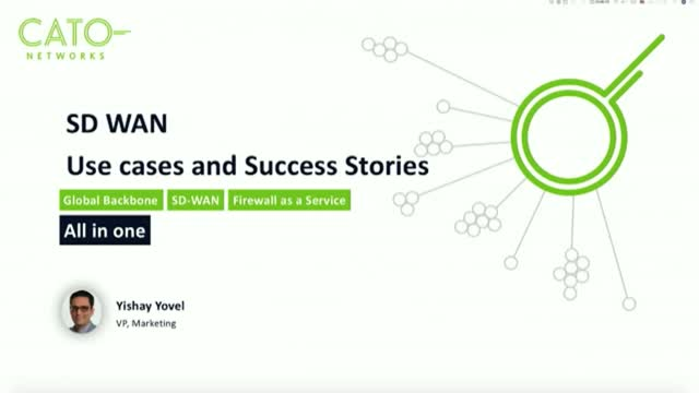SD-WAN Use Cases and Success Stories