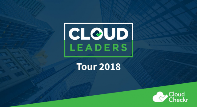 Cloud Leaders Tour 2018: The End of Compute Management