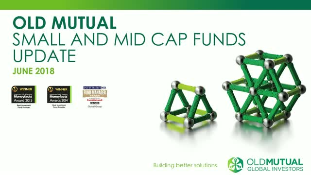 Old Mutual Global Investors UK Mid & Small Cap Equities Update May 2018