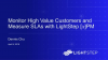 Monitor High Value Customers and Measure SLAs with LightStep [x]PM