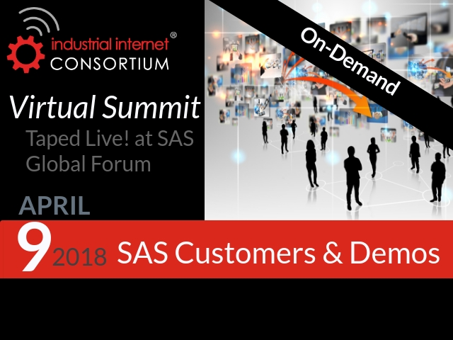 Action and Analytics from Edge to Core - SAS Global Forum LIVE!