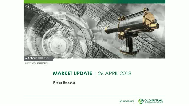 Market Update With Peter Brooke