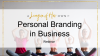 Personal Branding in Business