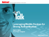Leveraging Mobile Devices for Strong Authentication