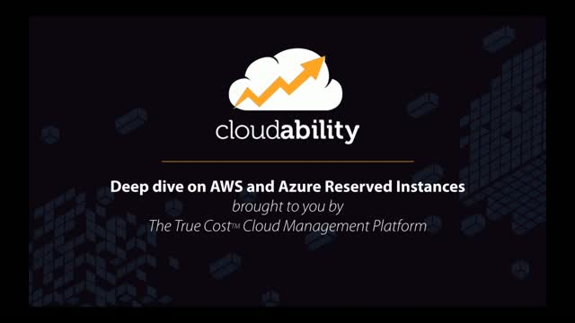 An Informative Deep Dive on AWS and Azure Reserved Instance Changes