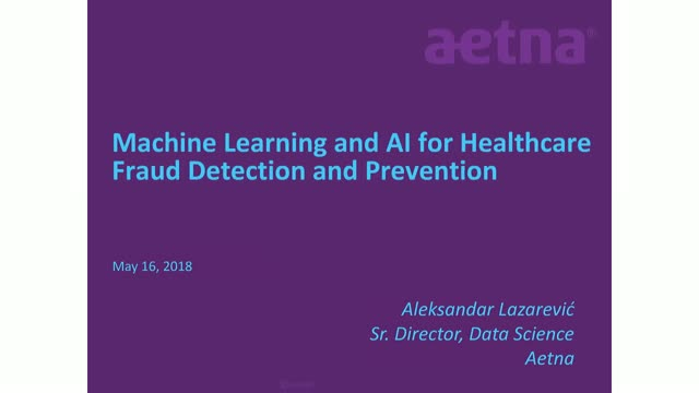 Machine Learning and AI for Healthcare Fraud Detection and Prevention