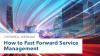 """[Expert Panel] How to """"Fast Forward"""" ITSM to Support the Digital Enterprise"""