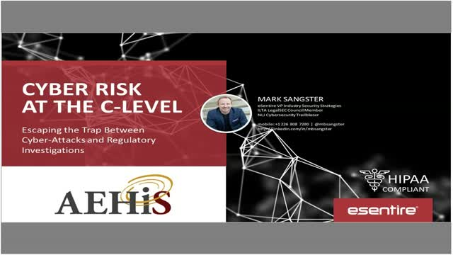 Cyber Risk at the C-Level