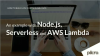 How to build low-cost, scalable Node.js APIs with Serverless and AWS Lambda