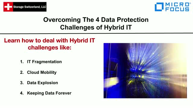 Overcoming The 4 Data Protection Challenges of Hybrid IT
