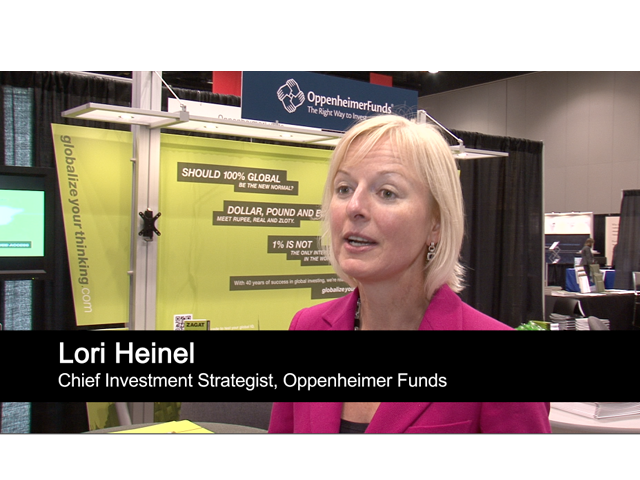 Morningstar Investment Conference 2011: OppenheimerFunds