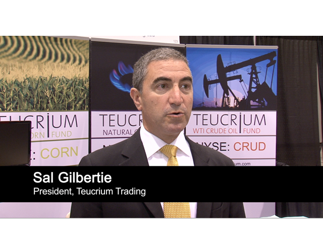Morningstar Investment Conference 2011: Teucrium Trading