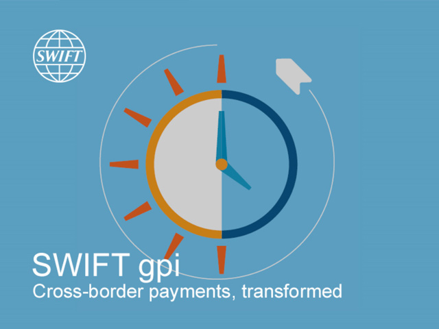 SWIFT global payments innovation (gpi)