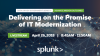 Splunk Data-Driven Government Series: Advance Mission Outcomes Livestream