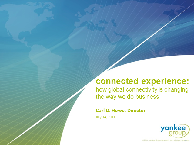 How Global Connectivity is Changing the Way We Do Business