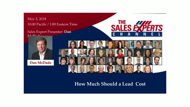 How Much Should a Lead Cost?