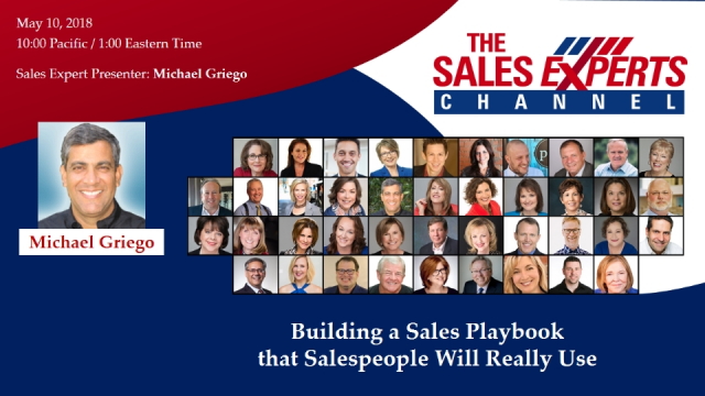 Building a Sales Playbook that Salespeople Will Really Use