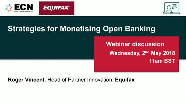 Strategies for Monetising Open Banking