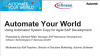 Using automated system copy for Agile SAP Development