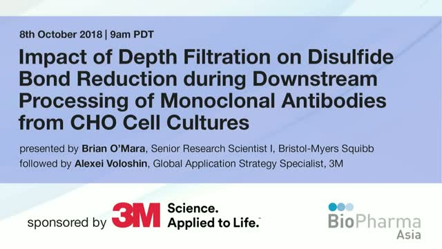 Impact of Depth Filtration on Disulfide Bond Reduction during Downstream Process