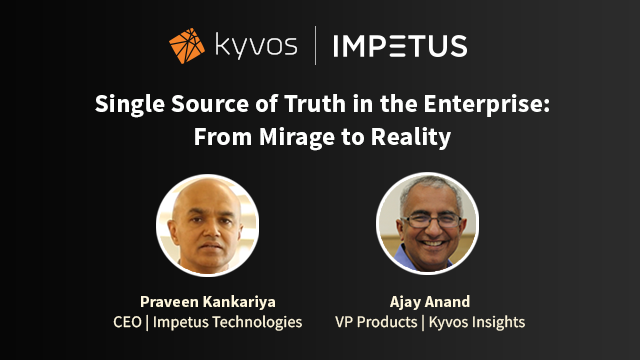 Single Source of Truth in the Enterprise: From Mirage to Reality