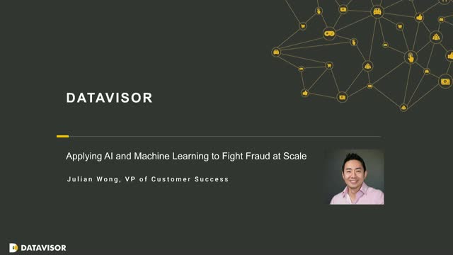 Applying AI and Machine Learning to Fight Fraud at Scale
