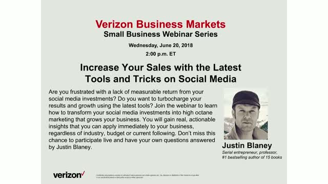 Increase Your Sales with the Latest Tools & Tricks on Social Media