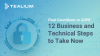 Final Countdown to GDPR: 12 Business and Technical Steps to Take Now