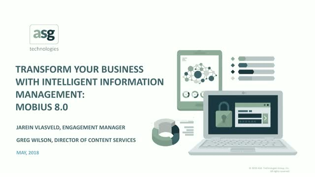 Transform Your Business with Intelligent Information Management: Mobius 8