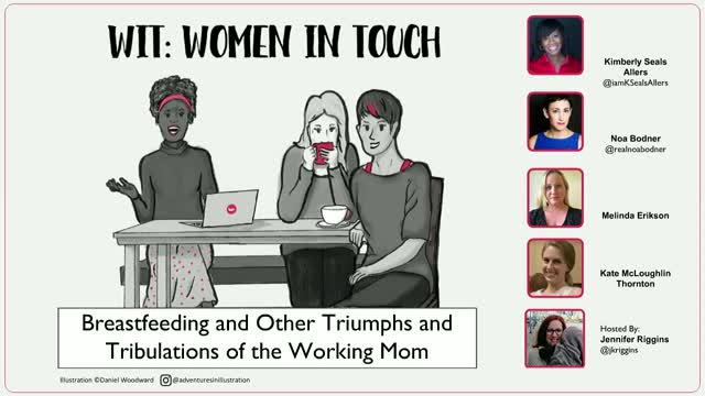 Breastfeeding and other Triumphs and Tribulations of the Working Mom