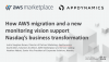 Nasdaq's Business Transformation: Accelerated with AppDynamics & AWS