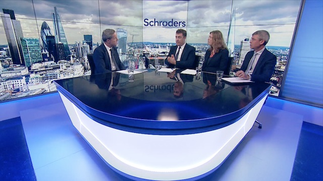 Schroders Live - how will climate change impact your investments?