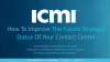 How to Improve the Future Strategic Status of Your Contact Center