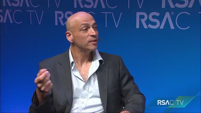 Uri Rivner on RSAC TV