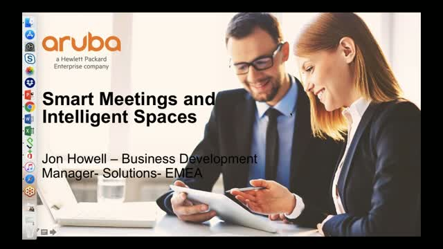 Smart Meetings and Intelligent Spaces
