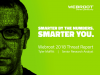 Smarter by the Numbers. Smarter You. Webroot 2018 Threat Report