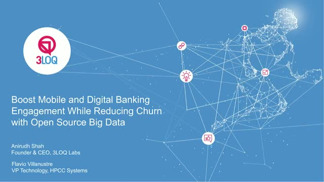 Boost Mobile & Digital Banking Engagement while Reducing Churn With Big Data