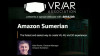 Amazon Sumerian - Create VR AR 3D Experiences