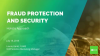 Why fraud protection is a necessary part of a security strategy