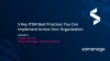 5 Key ITSM Best Practices You Can Implement Across Your Organization