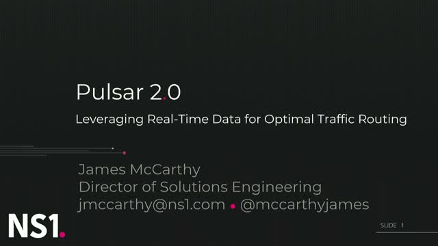Pulsar 2.0: Leveraging Real-Time Data for Optimal Traffic Routing
