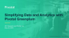Simplified Machine Learning, Text, and Graph Analytics with Pivotal Greenplum