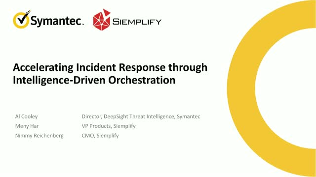 Accelerating Incident Response with Intelligence-Driven Security Orchestration