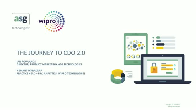 The FIMA 2018 Report: The Journey to CDO 2.0