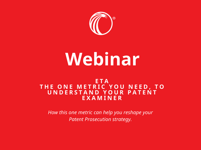 ETA - The ONE Metric you need, to understand your Patent Examiner