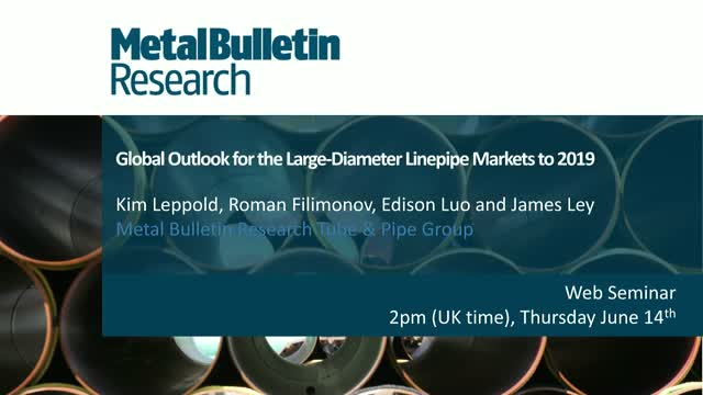 Global Outlook for the Large-Diameter Linepipe Markets