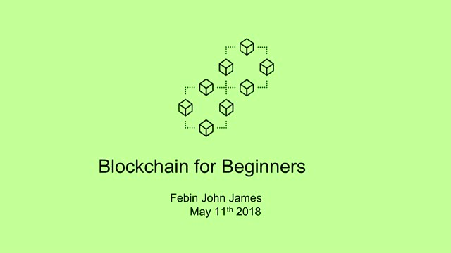 A Beginners Guide to Developing Blockchain Applications