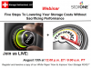 Five Steps To Lowering Your Storage Costs Without Sacrificing Performance